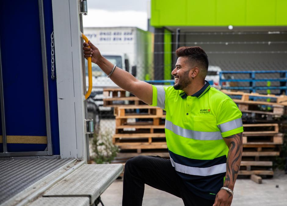 Kubic Transport Melbourne Road Freight Transport Services